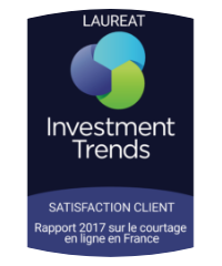DEGIRO - Lauréat Satisfaction Client